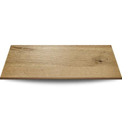 Plancher en chêne rustique A
